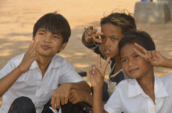 Street child Stock Photography