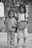 Street child Stock Photos