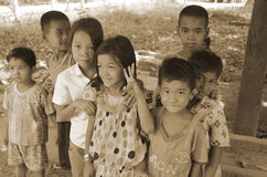 Street child Stock Image