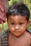 Street child Royalty Free Stock Photography