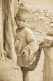 Street child Stock Photography