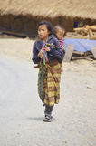 Street child Stock Image