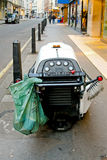 Street cleaner Stock Photo