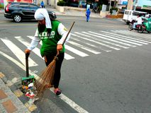 Street cleaner Stock Photos