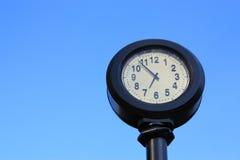 Street clock Stock Photos