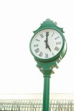 Street Clock Royalty Free Stock Images