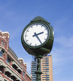Street clock Stock Photo