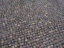 Street cobblestones Royalty Free Stock Image