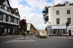 Street in Colchester Stock Image