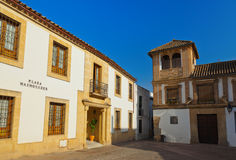 Street at Cordoba Spain Stock Photography
