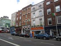 Street in Cork, Ireland Royalty Free Stock Image