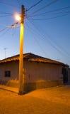 Street corner Royalty Free Stock Image