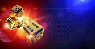 Street Craps Hot 3D Concept Royalty Free Stock Photography