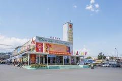 Street of Da Lat, Vietnam Stock Photos