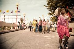 Street dance. Royalty Free Stock Images