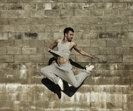 Street dancer Stock Photos