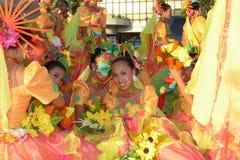 Street-dancers-awaiting-their-turn Stock Image