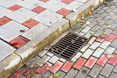 Street detail Royalty Free Stock Images