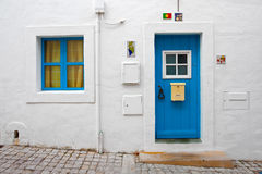 Street Detail In Albufeira, Portugal. Stock Photography