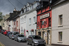 Street in Donegal Royalty Free Stock Images