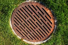 Free Street Drain Stock Images - 14195994