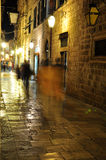 Street in europe Stock Photography