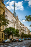 Street and everyday life of the city Royalty Free Stock Photography