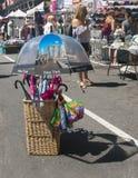 Street Fair In NY Stock Photography