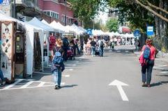 Street fair Stock Photos