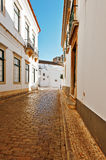 Street in Faro Stock Images