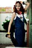 Street fashion Royalty Free Stock Photos