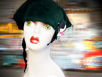 Street fashion Royalty Free Stock Images