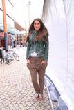 Street fashion Royalty Free Stock Photo