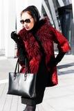 Street fashion Stock Photography