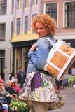 Street fashion show Royalty Free Stock Photos