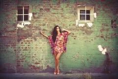 Street fashion Stock Image