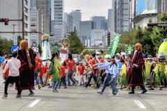 Free Street Festival In Nagoya, Japan Royalty Free Stock Images - 199706739