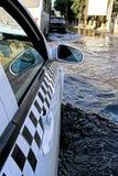 Street flood Stock Photo