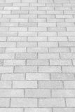 Street floor tiles as background Royalty Free Stock Image