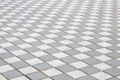 Street floor tiles Royalty Free Stock Photos