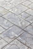 Street floor tiles Stock Photo