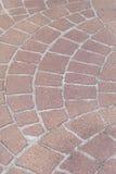 Street floor tiles Stock Image