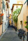 Street in Florence Royalty Free Stock Images