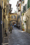 Street of Florence Royalty Free Stock Photo