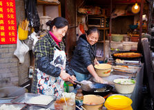 Street food Royalty Free Stock Photo