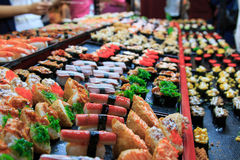 Street food in Asia - Kaohsiung,Taiwan Stock Photography
