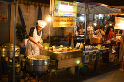 Street food in Bangkok Stock Photo