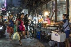 Street food in Bangkok Royalty Free Stock Image