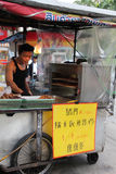 Street food in Bangkok royalty free stock photography
