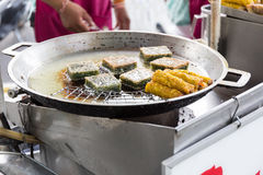 Street Food in Bangkok, Thailand Stock Image